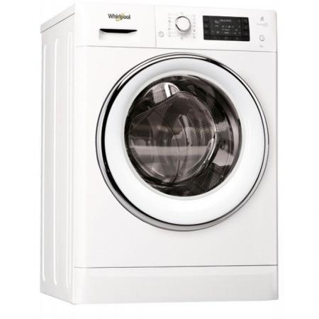 Стиральная машина Whirlpool FWSD61053WCRU белый машина стиральная whirlpool wtls 60700 6кг 1200об 40см