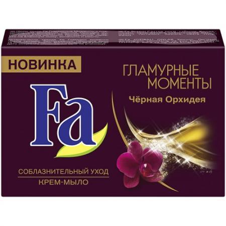 купить Fa Мыло Кусковое Гламурные моменты 90г по цене 55 рублей