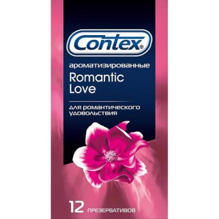 CONTEX Презервативы №12 Romantic Love ароматизированные картленд барбара звездное небо гонконга
