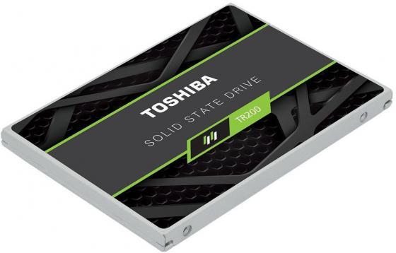 Твердотельный накопитель SSD 2.5 240Gb Toshiba SATA III THN-TR20Z2400U8 TR200 внутренний твердотельный диск ssd fastdisk sssh 2 5 sata iii 60gb ssd 2 5 sssh ssd