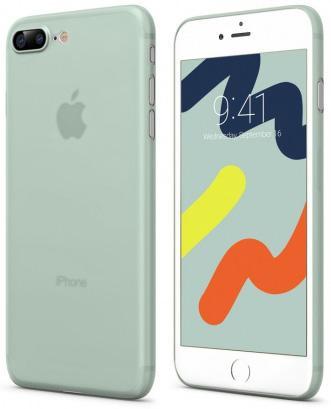 Накладка Vipe Wispy для iPhone 7 Plus iPhone 8 Plus голубой VPIP7PWISPYSKY чехол для iphone vipe для iphone 6 6s vpip6sflexblue