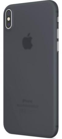 Накладка Vipe Flex для iPhone X темно-серый VPIPXFLEXDG кейс для iphone vipe для iphone 7 woozy черный vpip7woozyblk2