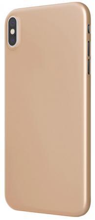 """Накладка Vipe """"Color"""" для iPhone X золотой VPIPXCOLGLD стоимость"""