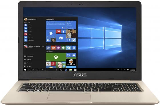 Ноутбук ASUS VivoBook Pro 15 N580VD-FI761 15.6 3840x2160 Intel Core i5-7300HQ 1 Tb 128 Gb 8Gb nVidia GeForce GTX 1050 2048 Мб золотистый DOS 90NB0FL4-M12000 ботинки meindl meindl ohio 2 gtx® женские
