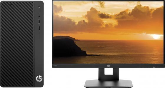 Системный блок HP 290 G1 Intel Core i3 7100 8 Гб SSD 256 Гб Intel HD Graphics 630 Windows 10 Pro + монитор VH240a 3EC06ES системный блок hp pavilion 570 p001ur intel core i3 7100 4 гб ssd 256 гб intel hd graphics 630 dos 1zp75ea