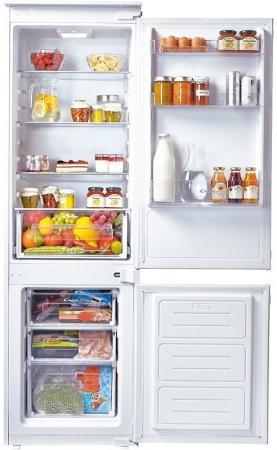 Холодильник Candy CKBBS 172 F белый холодильник candy ccpf 6180sru