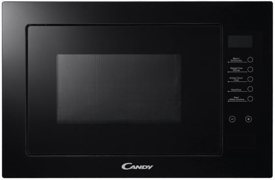Встраиваемая микроволновая печь Candy MICG25GDFN 900 Вт чёрный микроволновая печь bbk 23mws 927m w 900 вт белый