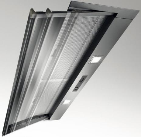 Вытяжка встраиваемая Elica GR/A/L/86 серый batman bifold wallet dft 13010