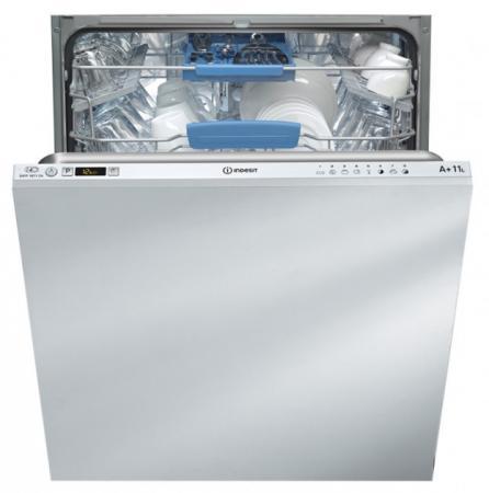 лучшая цена Посудомоечная машина Indesit DIFP 18T1 CA EU белый