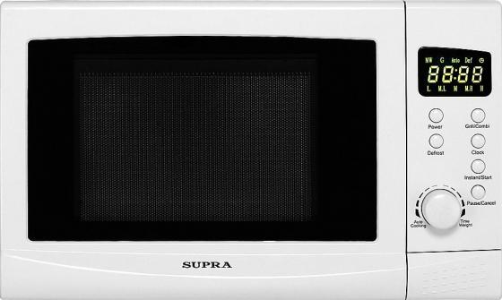 Микроволновая печь Supra 18TW02 700 Вт белый