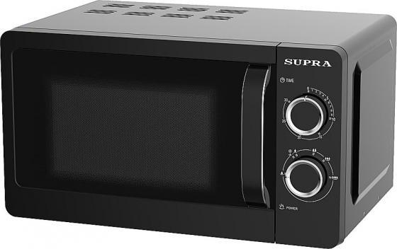 Микроволновая печь Supra 20MB55 700 Вт чёрный цена и фото