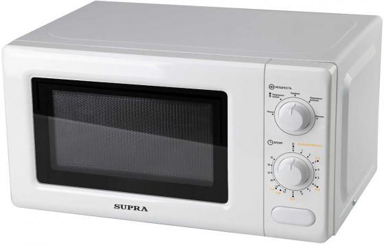 Микроволновая печь Supra 20MW04 700 Вт белый микроволновая печь bbk 23mws 927m w 900 вт белый