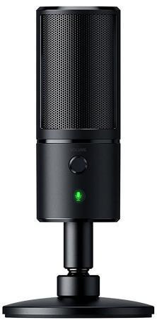 Микрофон Razer Seiren X USB черный RZ19-02290100-R3M1 микрофон razer seiren x черный [rz19 02290100 r3m1]