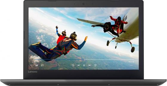 Ноутбук Lenovo IdeaPad 320-15ISK 15.6 1366x768 Intel Core i3-6006U 500 Gb 4Gb nVidia GeForce GT 920MX 2048 Мб черный Windows 10 Home 80XH00EHRK