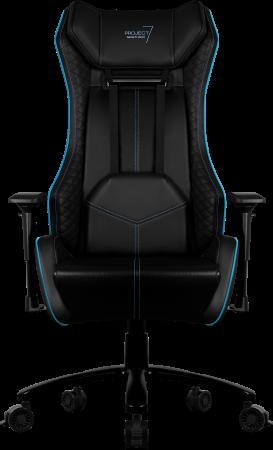 цена Кресло компьютерное игровое Aerocool P7-GC1 AIR черное 4713105967869