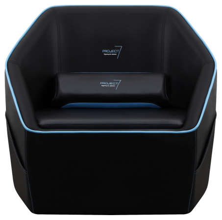 цены Диван для геймера Aerocool P7-CH1 AIR черно-синий 4713105967883