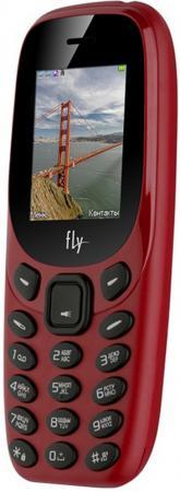 Мобильный телефон Fly FF182 красный 1.77 32 Мб fly ff244