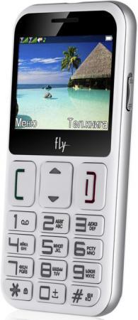 Мобильный телефон Fly Ezzy 9 белый 2.3 32 Мб мобильный телефон fly ezzy 9 white