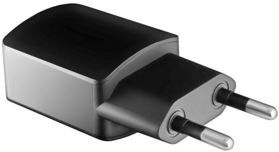Сетевое зарядное устройство GINZZU GA-3003B 1.2A USB черный сетевое зарядное устройство apple usb мощностью 5 вт md813zm a