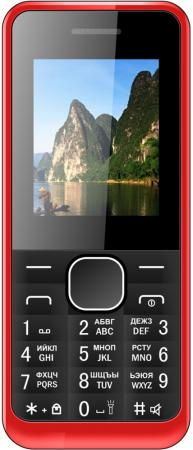 Фото Мобильный телефон Irbis SF14 красный 1.77 32 Мб сотовый телефон irbis sf14 blue