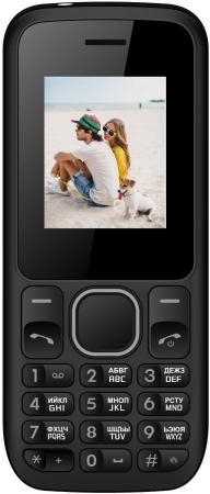 Мобильный телефон Irbis SF11 черный 1.8 32 Мб ноутбук irbis nb25 nb25