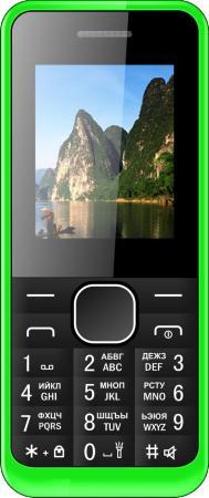 Телефон Irbis SF06 зеленый 1.77 32 Мб телефон