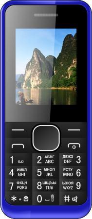 Телефон Irbis SF06 синий 1.77 32 Мб