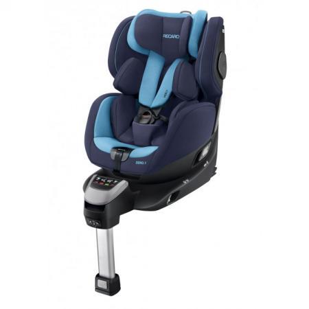 Автокресло Recaro Zero.1 IZ (xenon blue)
