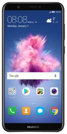Смартфон Huawei P smart синий 5.65 32 Гб NFC LTE Wi-Fi GPS 3G 51092DPL смартфон huawei nova can l11 розовое золото 5 32 гб lte wi fi gps 3g 51091akx