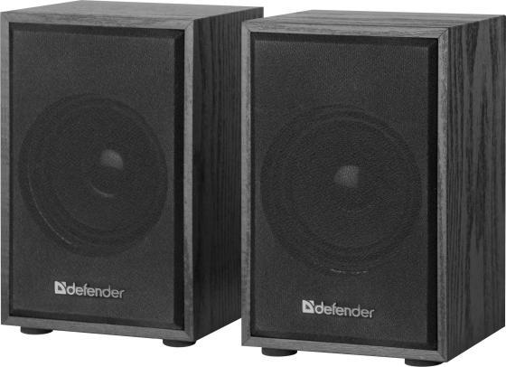 Колонки DEFENDER SPK 250 2x4Вт черный 65225