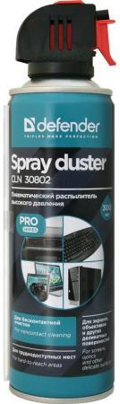 Фото Баллон с сжатым воздухом DEFENDER 30802 300 мл пневматический очиститель сжатый воздух defender 300ml 30802