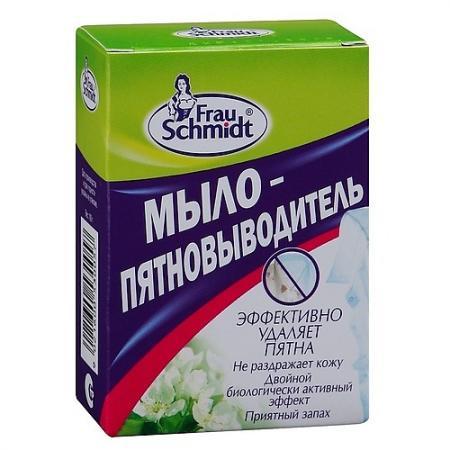 Пятновыводитель Frau Schmidt 4915000 1шт таблетки для отбеливания frau schmidt безупречная белизна 2 шт