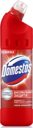 DOMESTOS Средство универсальное чистящее Фруктовая свежесть 500мл бытовая химия domestos чистящее средство фруктовая свежесть 1 л