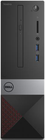 ПК Dell Vostro 3267 SFF P G4400 (3.3)/4Gb/1Tb 7.2k/HDG510/Linux Ubuntu/GbitEth/клавиатура/мышь/черный цены