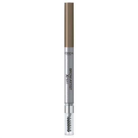 LOREAL BROW ARTIST XPERT Карандаш для бровей тон 102 Холодный блонд loreal brow artist карандаш для бровей 303 темно коричневый