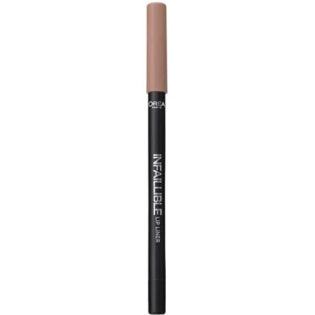 Карандаш для губ LOreal Paris Infaillible тон 208 (Ванильный бисквит) A9324560 loreal paris infaillible mega gloss 404 цвет 404 rasputine me