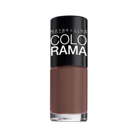 MAYBELLINE Лак для ногтей Colorama тон 165 Согревающий мокко maybelline new york лак для ногтей colorama оттенок 440 вуаль 7 мл