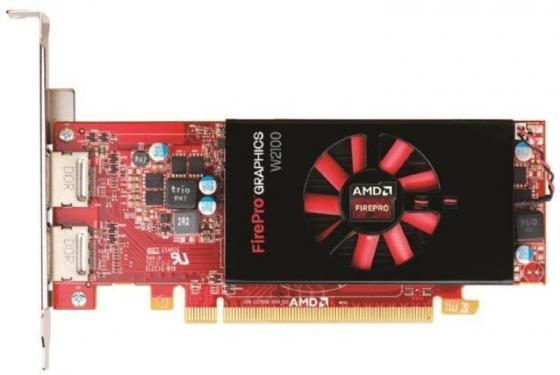 Видеокарта DELL W2100 FirePro W2100 PCI-E 2048Mb GDDR3 128 Bit Retail 490-BCHN pci e to