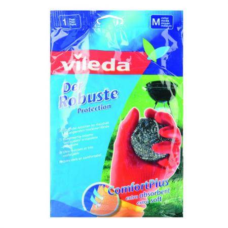 ВИЛЕДА Перчатки особо прочные M vileda сушилка для белья вива драй баланс vileda