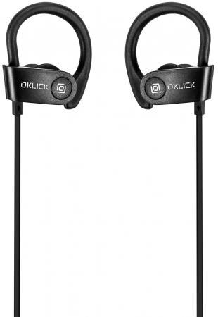 лучшая цена Гарнитура Oklick BT-S-120 черный