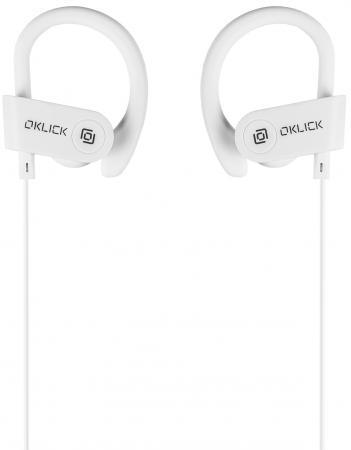 Гарнитура Oklick BT-S-120 белый