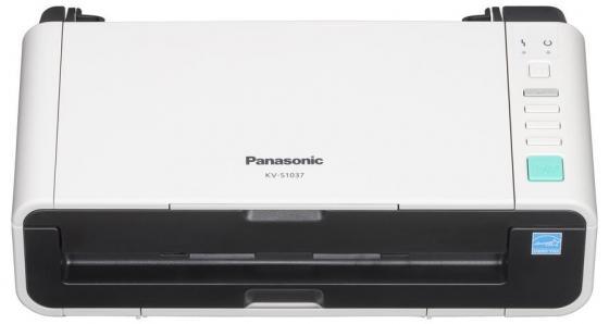 Сканер Panasonic KV-S1037-X документ сканер panasonic kv s1015c x