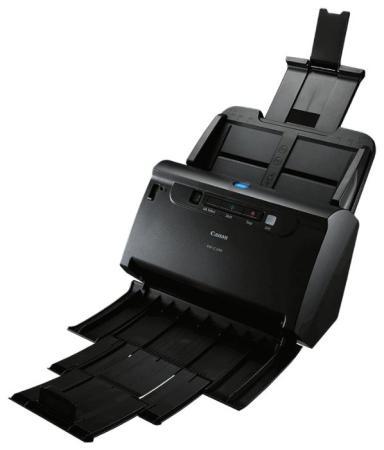 Сканер Canon DR-C230 протяжный CIS A4 600x600dpi 30стр/мин USB черный 2646C003 цена 2017