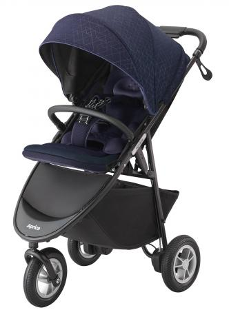 Прогулочная коляска Aprica Smooove 2017 Premium (синий) прогулочные коляски aprica magical air