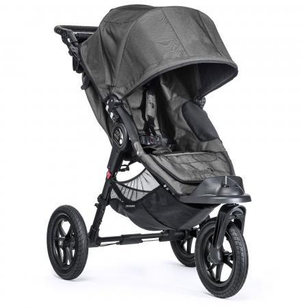 Прогулочная коляска Baby Jogger City Elite (charcoal) трусы 10 штук quelle le jogger 323765