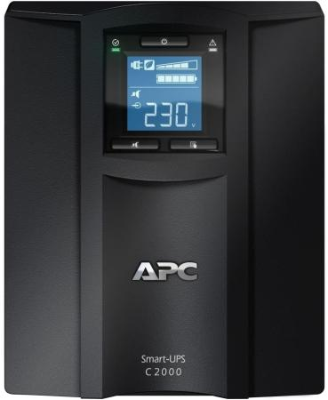 ИБП APC Smart-UPS C SMC2000I-RS 2000VA