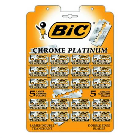 Сменная кассета BIC Chrome platinum 100 boss bic 10a