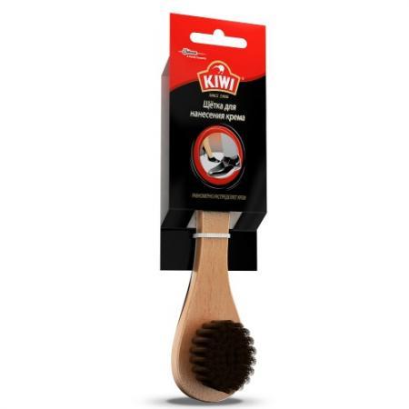 KIWI Щетка для нанесения крема для обуви щетка kiwi д нанесения крема