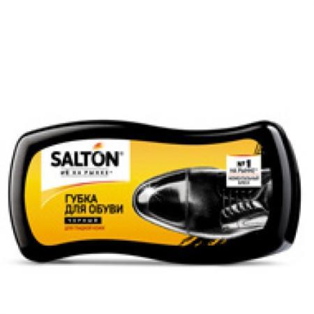 цены на SALTON Губка ВОЛНА для обуви из гладкой кожи Черный Дизайн 2017 в интернет-магазинах