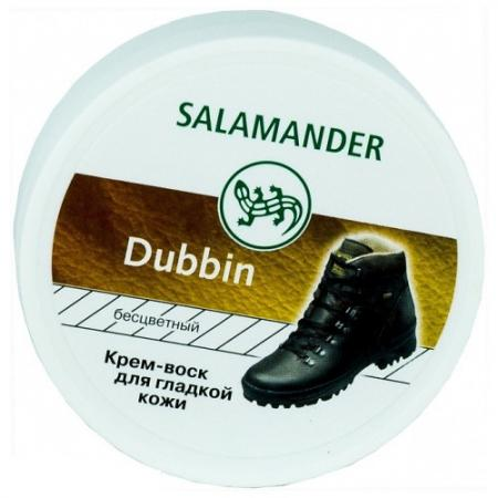SALAMANDER Dubbin Воск для обуви нейтральный 100мл comix durable 50 page 12 stapler w staples blue 3 pcs